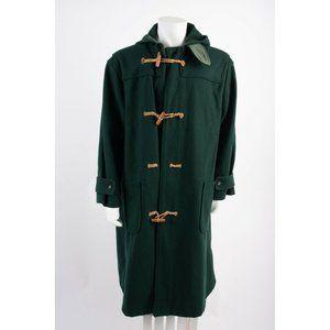 Vintage Polo Ralph Lauren Duffle Car Toggle Coat
